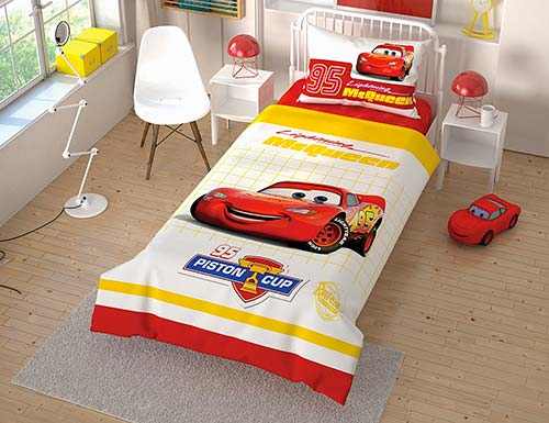 TAC с простыней на резинке Disney Cars Cek (Тачки)
